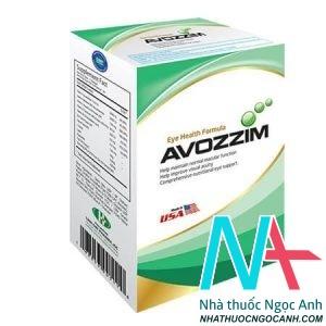 thuốc uống Avozzim