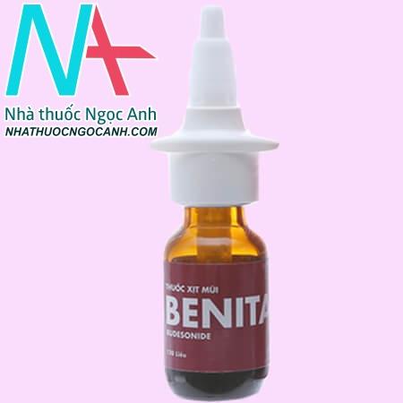 Thuốc benita có tác dụng gì