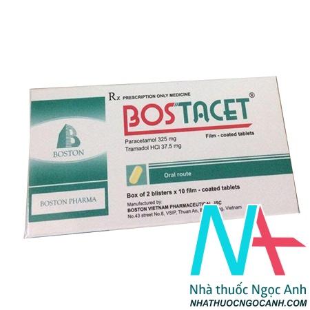 thuốc Bostacet Boston Pharma