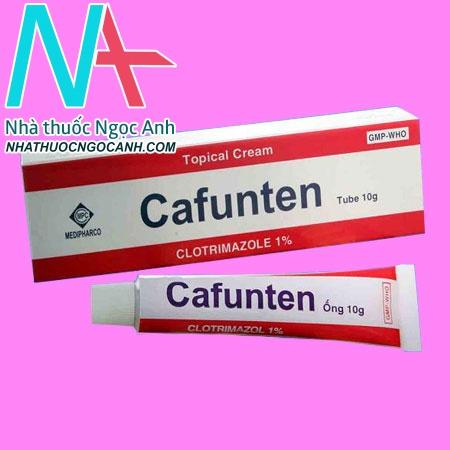Thuốc Cafunten