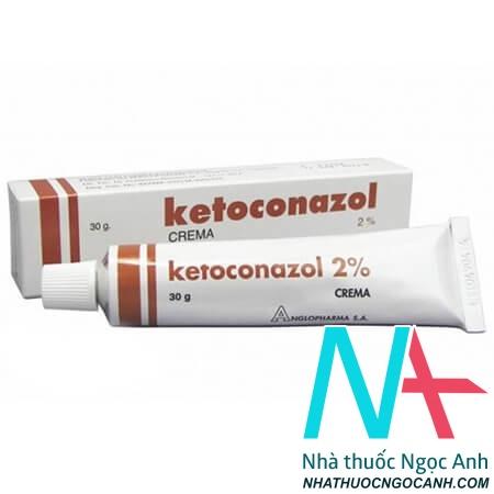 Thuốc Ketoconazol