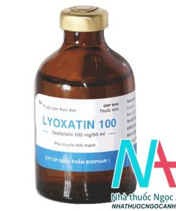 ảnh thuốc Lyoxatin 100