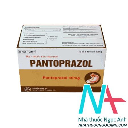 pantoprazol