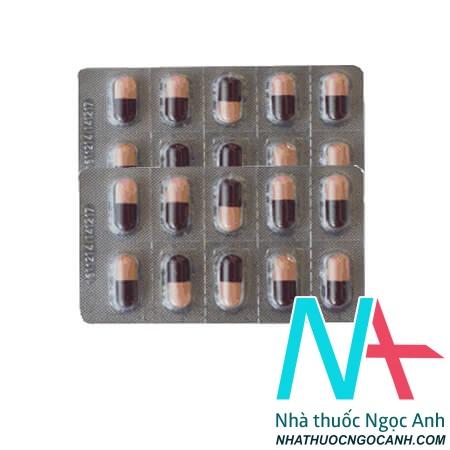 Thuốc pantoprazol 40mg