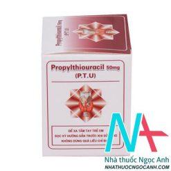 thuốc propylthiouracil 50mg