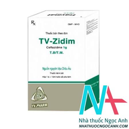 Thuốc TV-ZIDIM