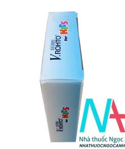 Hộp thuốc V Rohto For Kids