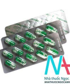 Thuốc Terpincodein-F điều trị giảm ho, long đờm