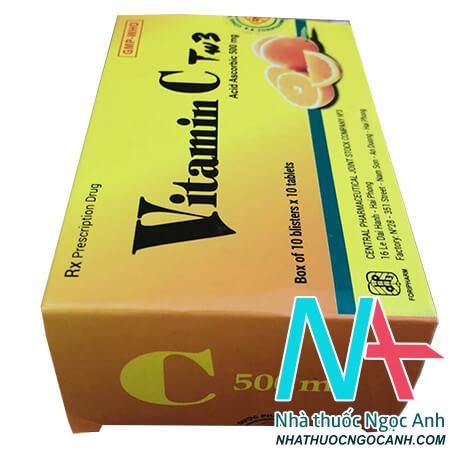 Vitamin C TW3