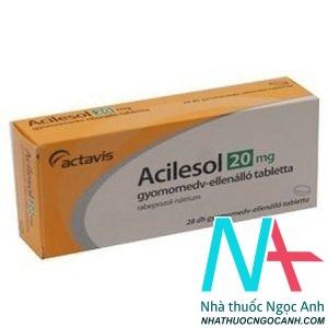 Thuốc Acilesol