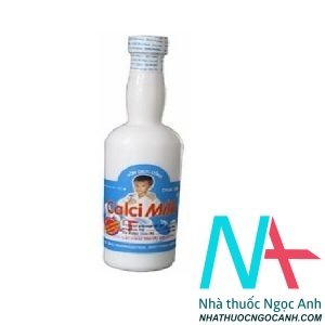 Hình ảnh: Calci Milk - D