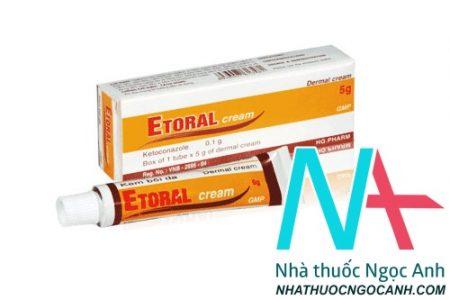 Ảnh: Thuốc Etoral