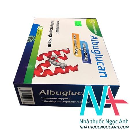 Albuglucan là thuốc gì