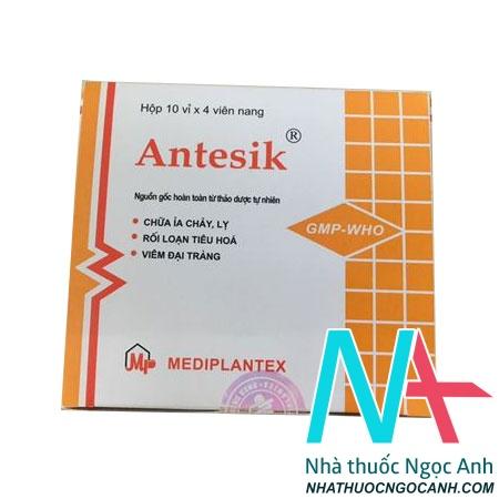 Thuốc Antesik có tác dụng gì