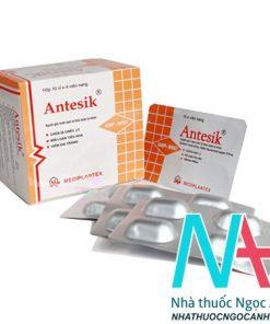 Thuốc Antesik