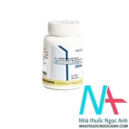 Thuốc Carbamazepin