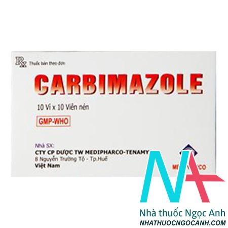 Carbimazole