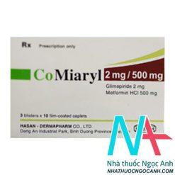 Thuốc Comiaryl