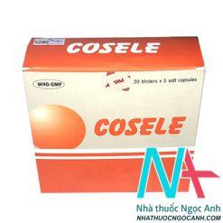thuốc Cosele