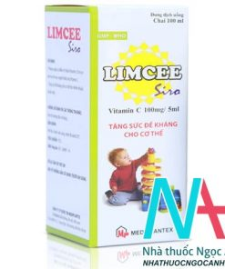 Dung dịch uống limcee