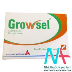 Hộp thuốc Growsel
