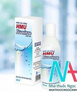 NƯỚC SÚC MIỆNG HMU Fluorinze 0.05 % NaF