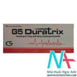 ảnh: Thuốc G5 Duratrix
