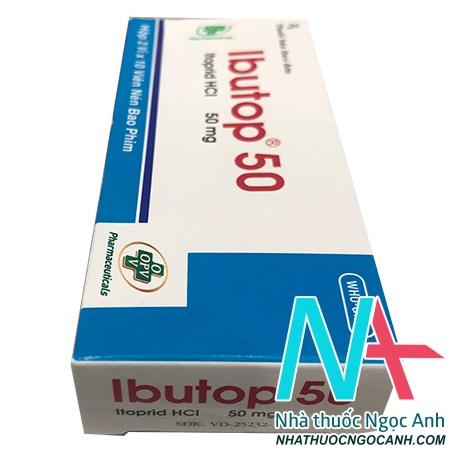 Thuốc Ibutop 50 là thuốc gì