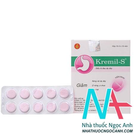 Thuốc Kremil - S