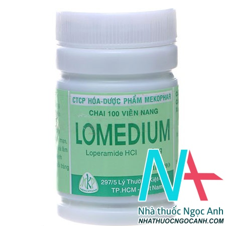 Lomedium 2mg
