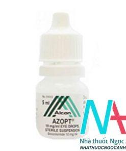 Thuốc Azopt