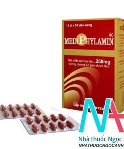 Thuốc Mediphylamin 500mg