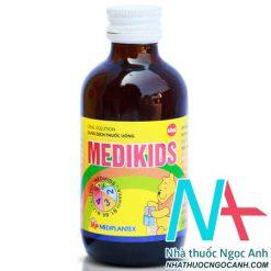 Medikids có tác dụng gì
