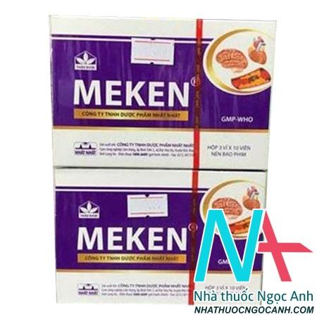meken là thuốc gì