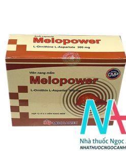 Melopower là thuốc gì