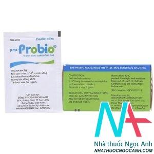 Thuốc cốm pms - Probio