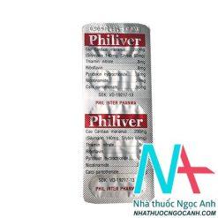 philiver là thuốc gì