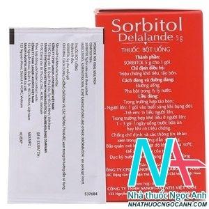 Sorbitol Delalande 5g