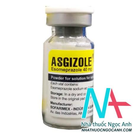 Thuốc Asgizole có tác dụng gì