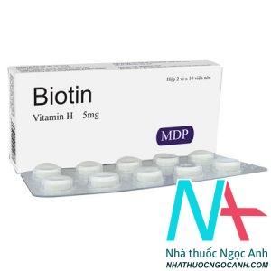 Thuốc Biotin