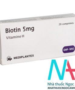 Thuốc Biotin giá bao nhiêu