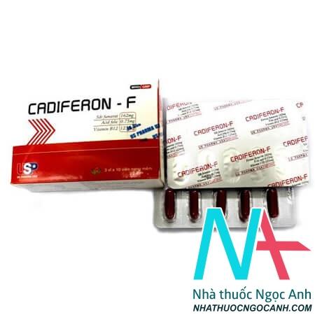 Cadiferon - F