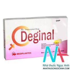 Thuốc Deginal có tác dụng gì