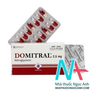 ảnh: Thuốc Domitral