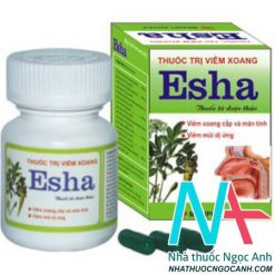 Thuốc Esha có tác dụng gì