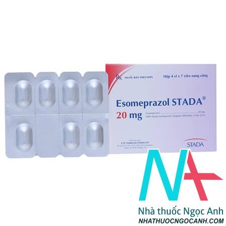 Esomeprazol STADA * 20 mg