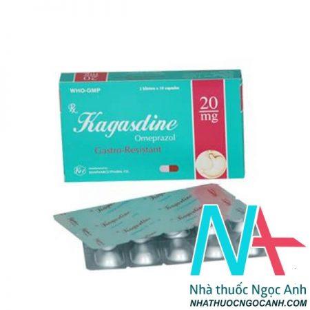 Thuốc Kagasdine