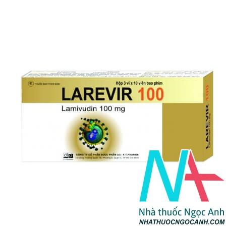 Thuốc Larevir 100
