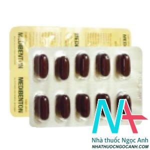 Thuốc Medibenton có tác dụng gì