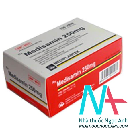 Thuốc Medisamin 250